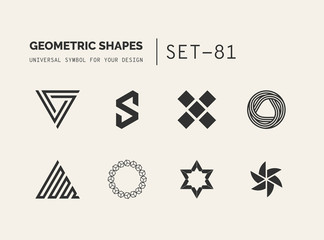 Universal shapes for your design