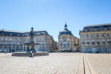 Visiting Bordeaux in France
