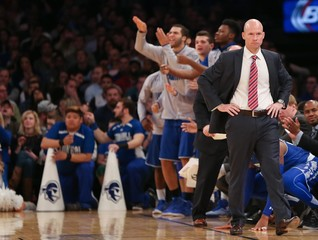 NCAA Basketball: Big East Conference Tournament-Seton Hall vs Villanova