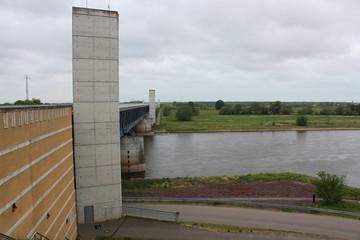 Wasserstraßenkreuz Magdeburg: Kanalbrücke
