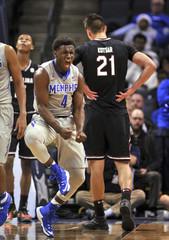 NCAA Basketball: South Carolina at Memphis
