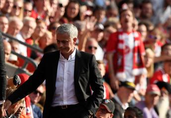 Premier League - Southampton vs Manchester United