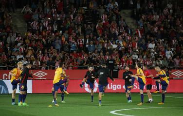 Santander La Liga - Girona vs FC Barcelona