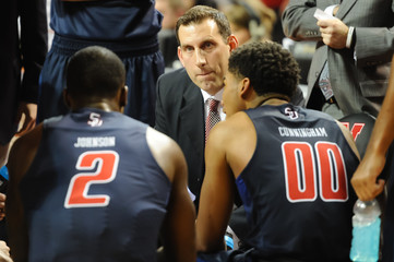 NCAA Basketball: Samford at Nebraska