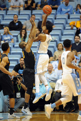 NCAA Basketball: Long Beach State at North Carolina