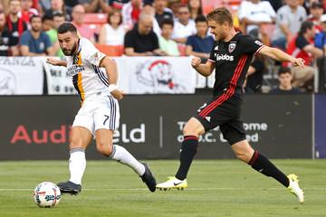 MLS: Los Angeles Galaxy at D.C. United