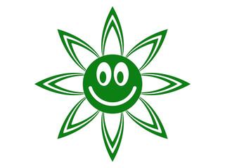 Symbolic image of the good mood