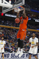 NCAA Basketball: NCAA Tournament-First Round-Bucknell vs West Virginia
