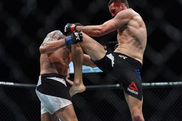 MMA: UFC Fight Night-Cedenblad vs Marshman