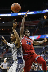 NCAA Basketball: St. John's at Georgetown