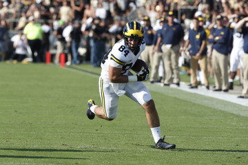 NCAA Football: Michigan at Purdue