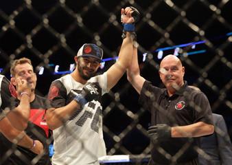 MMA: UFC Fight Night-Christensen vs Reyes