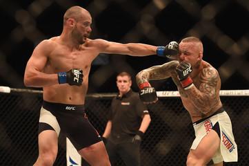 MMA: UFC Fight Night-Pearson vs Laprise