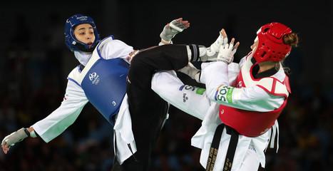 Olympics: Taekwondo