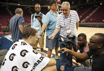 Basketball: USA Basketball Team Training