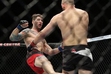 MMA: UFC Fight Night-Janes vs Berish