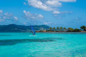 St. Thomas Wind surfing