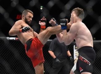 MMA: UFC Fight Night-Sobotta vs Dalby