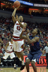 NCAA Basketball: Samford at Louisville