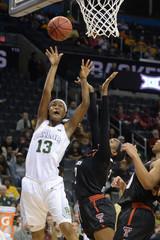 NCAA Womens Basketball: Big 12 Conference Tournament-Baylor vs Texas Tech
