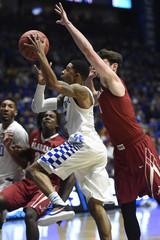 NCAA Basketball: SEC Tournament-Alabama vs Kentucky
