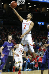 NCAA Basketball: Barclays Center Classic-Maryland vs Kansas State