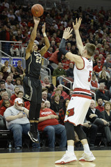 NCAA Basketball: Wake Forest at Louisville