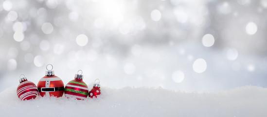 Winter Weihnachskarte