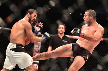 MMA: UFC 190-Rua vs Nogueira