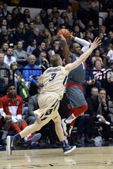 NCAA Basketball: Duquesne at George Washington