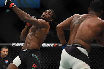 MMA: UFC Fight Night-Ngannou vs Blaydes