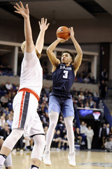 NCAA Basketball: San Diego at Gonzaga