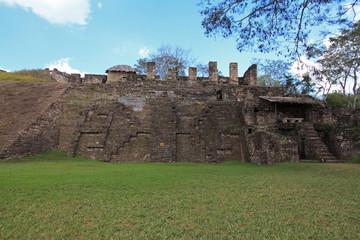 The Acropolis of Toniná, Mexico