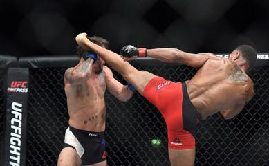 MMA: UFC 204-Roberts vs Perry
