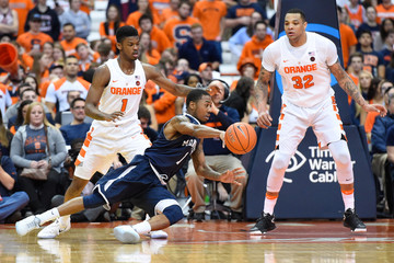 NCAA Basketball: Monmouth-NJ at Syracuse