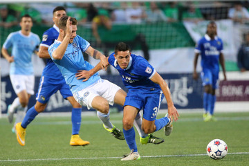 MLS: U.S. Open Cup-New York City FC at New York Cosmos