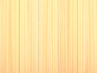 Wooden background of vertical boards with beautiful texture. 3D illustration