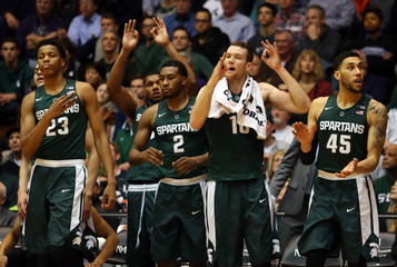 NCAA Basketball: Michigan State at Northwestern