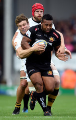 Premiership - Exeter Chiefs vs Wasps