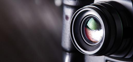 Fotografie, digitale Spiegelreflexkamera, DSLR