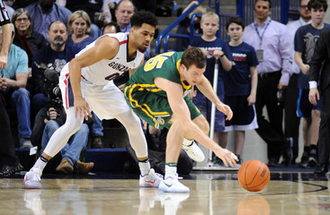 NCAA Basketball: San Francisco at Gonzaga