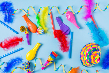 event background. Carnival or birthday