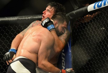 MMA: UFC 191-Mir vs Arlovski