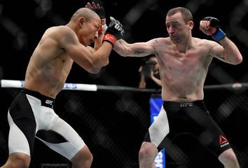 MMA: UFC Fight Night-Horiguchi vs Seery
