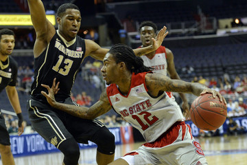NCAA Basketball: ACC Conference Tournament-Wake Forest vs North Carolina State