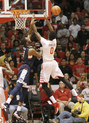 NCAA Basketball: Connecticut at Houston