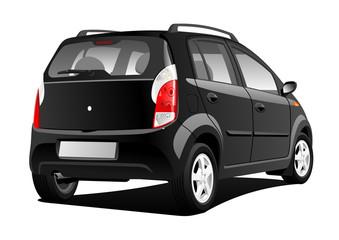 small utilitie car