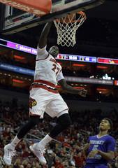 NCAA Basketball: UL-Kentucky Wesleyan at Louisville