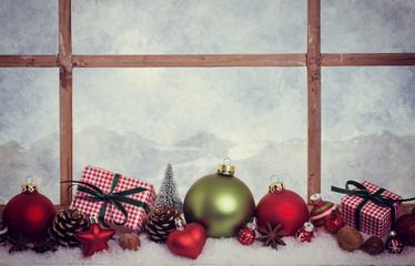 Weihnachten Vintage