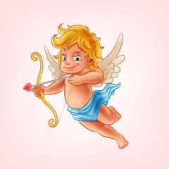 cupid illustration